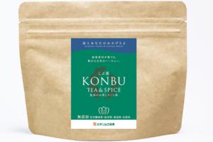 カネリョウ海藻「究極のこぶ茶」
