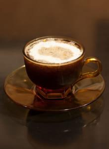 """名物""""アイスコーヒー""""450円"""