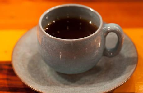 ブレンドコーヒー450円