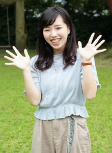 すぱいす読者の松本 桃子さん