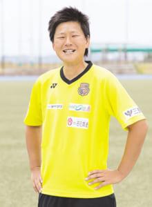 熊本ルネサンスフットボールクラブ 海堀 あゆみさん