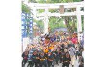 画像:7月15日土・23日日加藤神社清正公(せいしょこ)まつり」