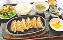 画像:熱烈鉄板餃子 熱王(あつおう)