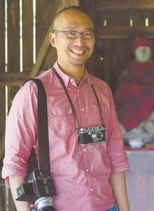 写真作家 濵田喜幸さん