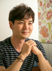 韓国の歌手・俳優 イ・ヨンホさん
