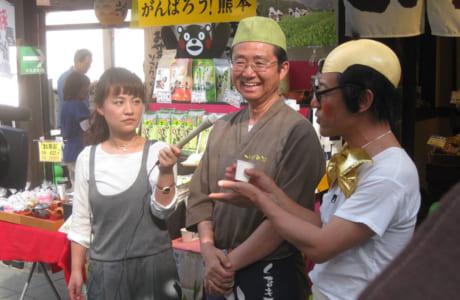 商品のお茶が売れないのが悩み。どうすれば、売れるようになりますか?
