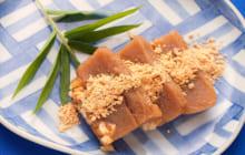 画像:豆腐くるみ餅
