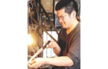 画像:【379号】すてきびと – 鍛冶職人 見習い 片島 幸祐さん