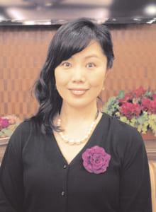 高倉優子さん