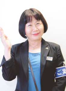 東田 京子さん