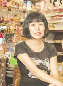 レトロ雑貨店オーナー 中村 佳子さん