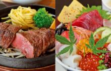 画像:肉vs魚 あなたはどっち?