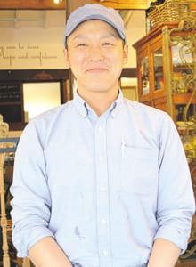 店長 藤竹一義さん