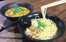 画像:うどん居酒屋が熊本にオープン! 大阪名物「かすうどん」が絶品
