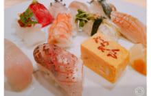 画像:上熊本のデザイナーズ鮨屋でトラフグorアラ(クエ)を堪能