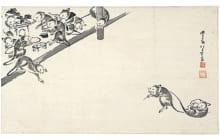 画像:若冲と京の美術 細見コレクションの精華