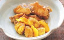 画像:美味しいレシピ 特別編 – 栗と手羽先の煮物