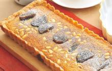 画像:美味しいレシピ 特別編 – マロングラッセのタルト