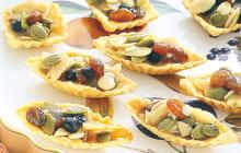 画像:美味しいレシピ 特別編 – キャラメルナッツのタルトレット