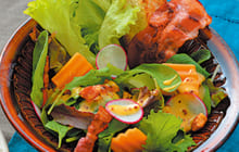 画像:美味しいレシピ vol.195 – サラダボウル