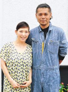 店主 林竜二さん・由美さん夫婦