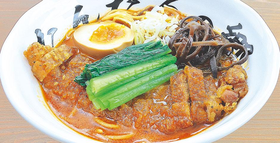 排骨(パイコー)八角麺 1000円