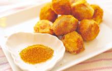 画像:美味しいレシピ 特別編 – 里芋のカレーフリット