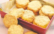 画像:美味しいレシピ 特別編 – ピーナツバタークッキー