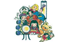 画像:11/2・3に第31回「九州人形提灯供養祭」