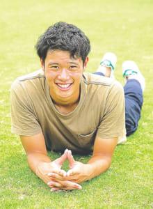 米原 秀亮 (よねはら しゅうすけ)選手(19)