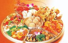 画像:お食事券をプレゼント Xmas、正月に中華オードブル