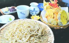 画像:【393号】麺's すぱいす – 金峰山の麓にある江戸前そばの店 手打(てう)ちそば 蕎楽房(きょうがくぼう) よしだ