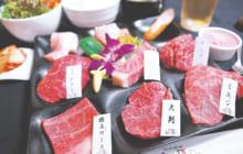 画像:4等級以上の黒毛和牛専門の焼き肉店