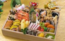 画像:配送もOK! 食べきりサイズの「米福おせち」