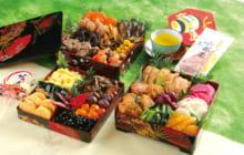 画像:【おせち】素朴な手作りの味が好評 清和「招福山菜おせち」
