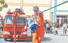 画像:うき消防ふれあいフェア