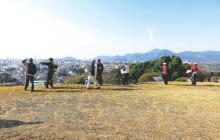 画像:健軍水源地・立田山配水池 同時開放