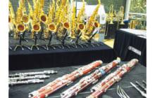 画像:「2017管弦楽器フェア」開催!