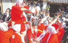 画像:山王さん祭り(甘酒祭り)