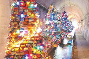 第15回 高森湧水トンネル クリスマスファンタジー