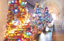 画像:第15回 高森湧水トンネル クリスマスファンタジー