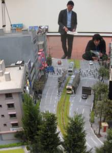 熊本の街並みをイメージした作品も