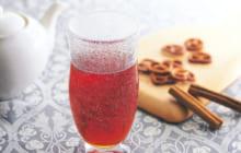 画像:【ホットワイン】ワインと紅茶が香る♪ エレガントなひとときを演出