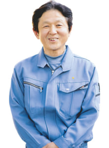 松﨑 正吉さん