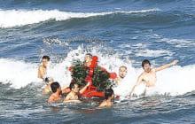 画像:上津(こうつ)深江八坂神社 裸まつり