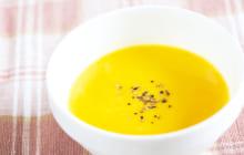 画像:もち麦入り いろいろ野菜のスープ