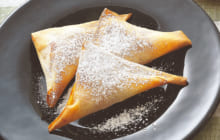 画像:美味しいレシピ vol.205 – デザート春巻き