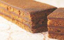 画像:驚くほど滑らかな口溶けのチョコケーキ「サッシェ」
