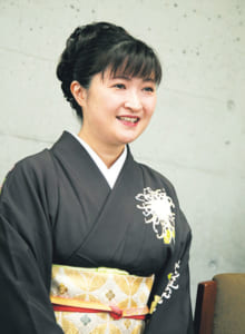 山中 梅鈴子さん