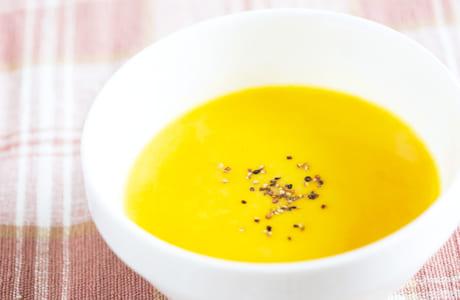 もち麦入り いろいろ野菜のスープ